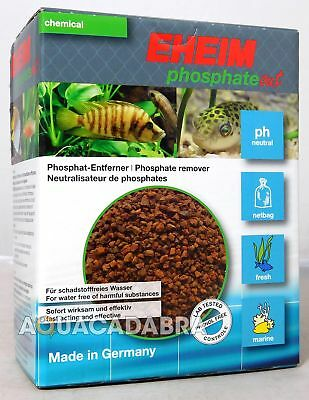EHEIM PHOSPHATEOUT 390g PHOSPHATE REMOVER OUT FILTER MEDIA AQUARIUM FISH TANK