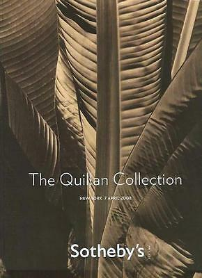 Sotheby's / The Quillan Collection Of Photographs Auction Catalog 2008