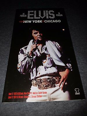 Elvis Presley - from new york to chicago - very rare 2 cd in long digi