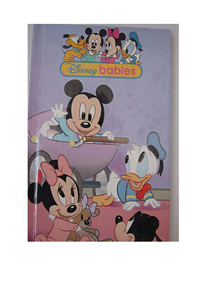 Personalised Childrens Story Book DISNEY BABIES  Xmas Gift Birthday plus free Sa