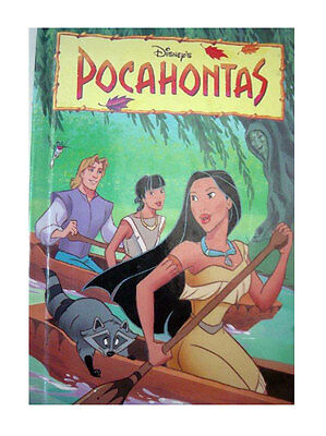 Personalised Childrens Story Book POCAHONTAS Xmas Gift