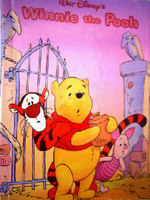 Personalised Childrens Story Book DISNEY WINNIE THE POOH  Gift Birthday Plus fre