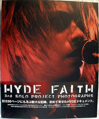 Hyde 666 Rock Rock Photobook outOfPrint j rock Artbook vamps larc en ciel jpop