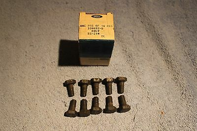 Nos 1966 77 Ford Bronco Front Differential Ring Gear Retaining Bolts