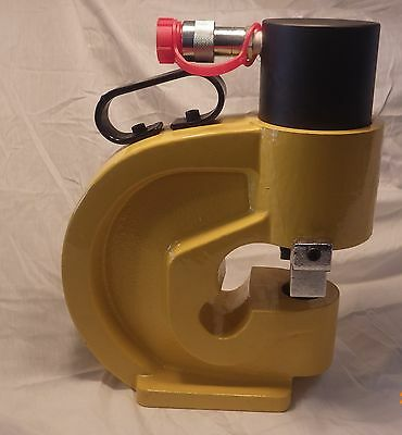SP35 Hydraulic Punch With Dies, New, Excellent Condition