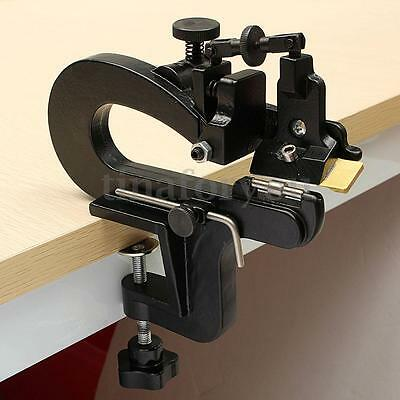 DIY Leather Craft Edge Skiving Machine Leather Splitter Skiver Paring Machine
