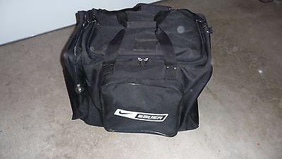 BAUER ICE / ROLLER HOCKEY Equipment Bag Or For Football Baseball Camping Used