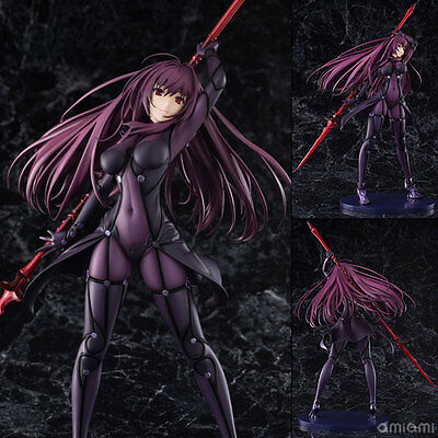 Anime Plum Fate/Grand Order - Lancer Scathach 1/7 Complete Figure No Box 31cm