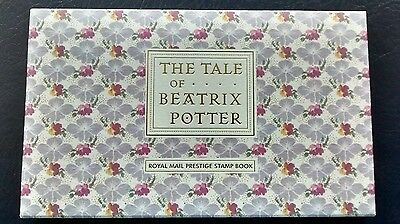2016 Royal Mail Prestige Stamp Book The Tale of Beatrix Potter 1863 of 1866