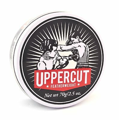 Mens Uppercut Deluxe Featherweight Wax Premium Hair Styling Barbershop Product