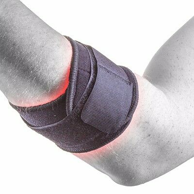 Tennis/Golfers Elbow Strap LATERAL EPICONDYLITIS PAIN RELIEF Support Sports Wrap