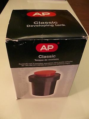 AP Classic Developing Tank for Processing 135,126,127,120/220 cuve développement