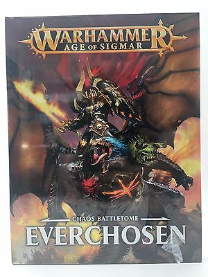 Chaos Battletome Everchosen Age of Sigmar AOS Games Workshop