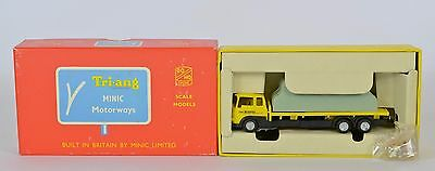 Triang Minic EX SHOP M1546 BALE LORRY EXCELLENT RUNNER V NEAR MINT LOVELY BOX