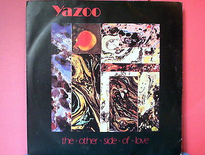 "YAZOO 45 giri 7"" the other side of love/ode to boy ITALY NM/NM (VINYL)"