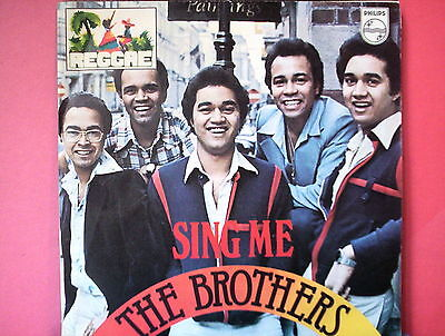 "THE BROTHERS 45 giri 7"" sing me/love don't change ITALY NM/NM (VINYL)"