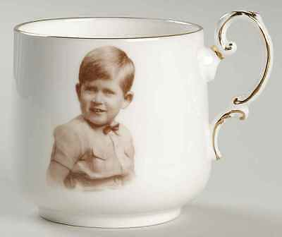 Paragon ROYALTY GIFTWARE Sepia Portrait Prince Charles Cup 8052124