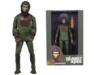 """Planet of the Apes Cornelius 7"""" Action Figure ~ New in Box"""