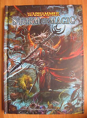 Storm of Magic Games Workshop Warhammer Fantasy 8th Edition