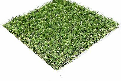 New 55 oz Artificial Synthetic Grass Fake Pet Lawn 1 Roll 15' x 35' = 525 Sq Ft
