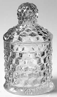 Fostoria AMERICAN CLEAR Crushed Fruit Jar 3404751