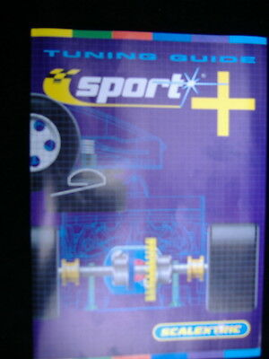 Scalextric Tuning Guide