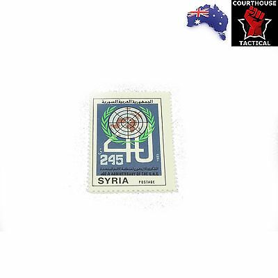 Syrian Postage Stamp, 40 Years UN, Un-Circulated, Mint condtion, Rare. - 05