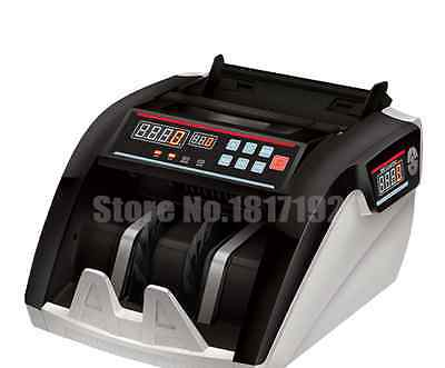 Bank Note Money Currency Counter Fake Note Detector