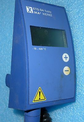 Ika  Works Ikatron ETS-D4 ETS-D 4 Contact Thermometer