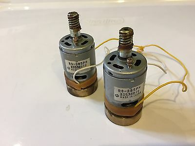 MTH PS1 MOTORS for GP-20'S,GP-9'S fits OTHER PS1 LOCOS lightly used!!!