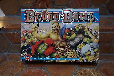 Blood Bowl 2nd Edition 100% complete + extras