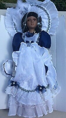Heritage Signature Collection Porcelain Doll Keisha # 21307