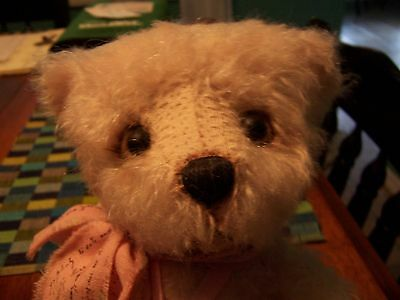 Riffenberg Hand Dyed Mohair Bear Beauty