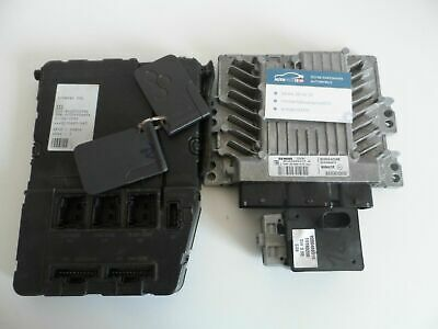 Kit De Demarrage Ecu Calculateur Uch N3 Renault Megane 2 Scenic 1.5 Dci Siemens