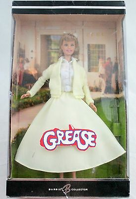 NWT Barbie Collector Grease Sandy Doll