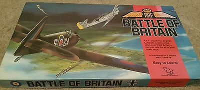 BATTLE OF BRITAIN Vintage Board Game by TSR 1990 - RAF & Luftwaffe complete vgc