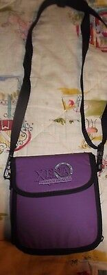 Xena Warrior Princess DVD Carrying Case for 10 Discs~Adjustable Strap ~ NEW~RARE