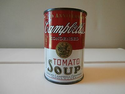 Campbell's Soup Bank - 125th Anniversary