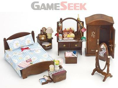 Sylvanian Families - Master Bedroom Set - Dolls And Playsets Sylvanian Families