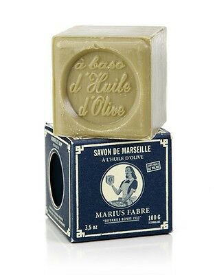 Savon de Marseille - 72% Olive Oil Soap - Pure & Luxurious, Made in France