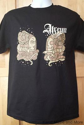"ATREYU T-Shirt   ""Dust""  Official/Licensed Rock Shirt   Size:M   NEW"