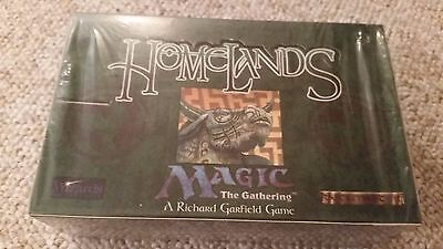 MTG Homelands Booster Box, NEW, Factory Sealed, English, Box of 60 Boosters