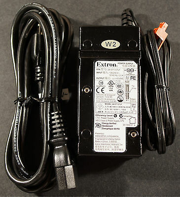 Extron Switching Power Supply Adapter 12v DC 1 Amp. #28-071-07LF, NEW !!!