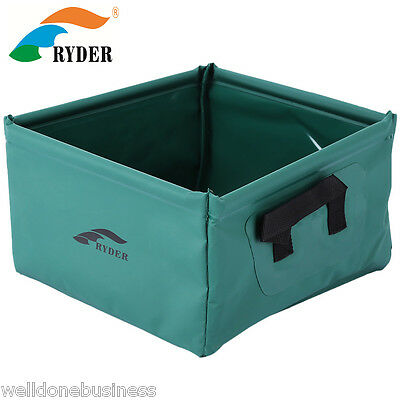 RYDER C3002 Collapsible Washbasin Water Pot for Outdoor Travel Camping Hiking