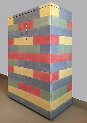 Wall decoration boards pine wall cladding PASTEL COLORS