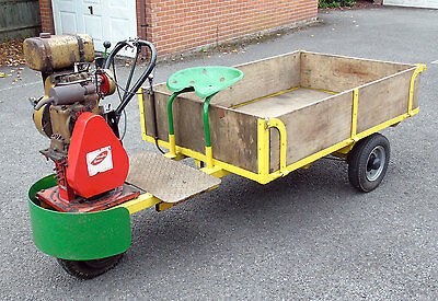 Wrigley Union Motorised Vintage Truck - Manufactured in Wantage - VIDEO