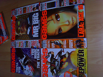 computer and video games magazine 214 and 215