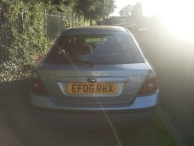ford mondeo Zetec 2l tdi 2006 spares or repair