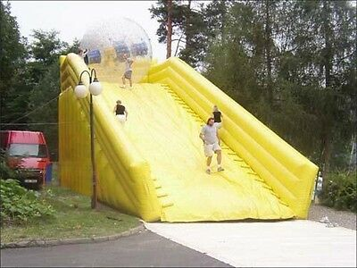 2 x Zorb Balls and 1 x Zorbing Ramp (UK Supplier)Discounts, Finance & packages.