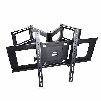 """Dual LCD Monitor Desk Mount Stand Heavy Duty Fully Adjustable 2 Screens upto 32"""""""